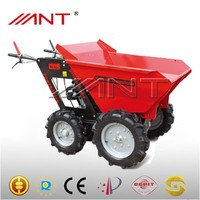 BY300 chinese farm tractors electric dumping tractor with global warranty