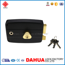 dahua high quality security brass lock outdoor gate lock