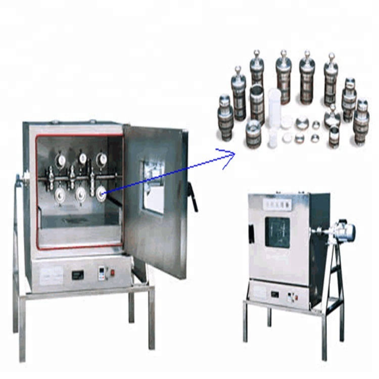Lab Stainless Steel Chemical Heating Homogeneous Reactor With Hydrothermal Synthesis Reactor