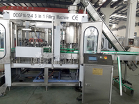 Glass Bottle Carbonated Soft Drink Production Line for Iraq Market