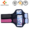 Breathable fashion sport armband sewing mobile phone armband for jogging armband