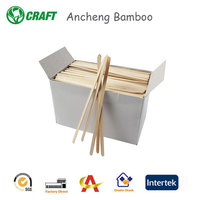 factory price disposable cheap wooden coffee stirrer
