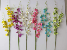 artificial silk flower spray,artificial flowers in acrylic water,artificial pe flowers