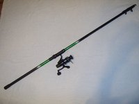 Zebco Telescopic Trout Combo Fishing Rod