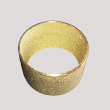 Customized high quality cheap Sintered copper brass lube oil and water filter element