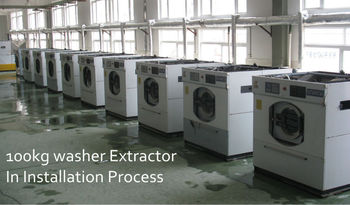 Industrial washer extractor 30KG