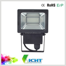 LC-FL010 New arrival 50W LED Flood light innovation design ultra thin 110lm/w,ra>80 no glare cheapest led floodlight