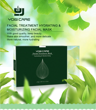 Facial Treatment Hydrating and Moisturizing Facial Mask