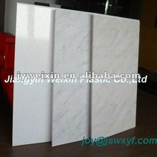 1mtr wide pvc shower wall cladding panel(popular in U.K.)