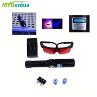 Top Quality ,top2 The Most Powerful Laser 1000mw/3000mw focus blue laser pointer burn mtaches
