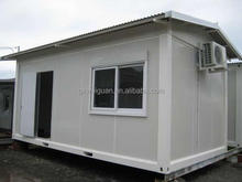 Cheap custom made high quality prefab sea container house
