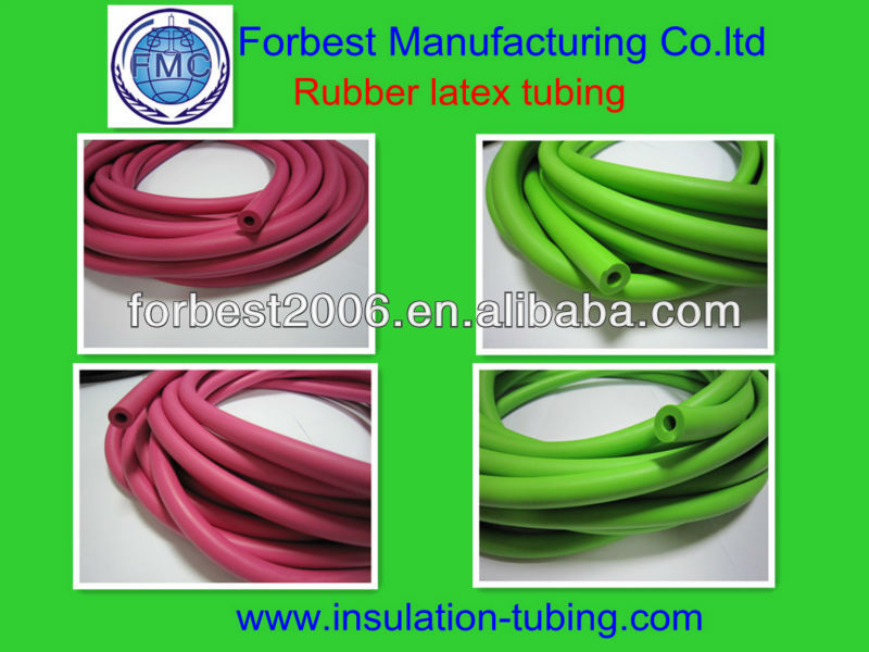 red natural rubber inner latex tubes