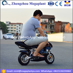 CE 49CC gasoline kids mini electric motorcycle /mini motos