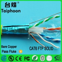 2016 cat 6 305 meters manufacturers best price outdoor ftp cat6 lan cable