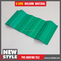 poultry farm design ASA coated roof pvc laminate sheet