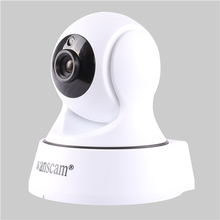 Cheapest! Free P2P/PNP Wifi Baby Monitor 720P HD 2-way Audio Motion Detection 32G SD Card Recording IR Cut Mini Wireless Camera