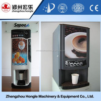 2015 new style Automatic coin coffee machine/ HOT SALE