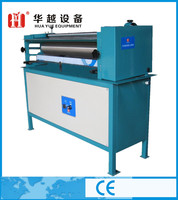 Stick paper cardboard latex machine