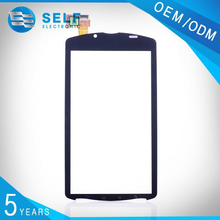 Manufacturer Hot Sale glass lens screen for Sony Ericsson R800 Touch Screen