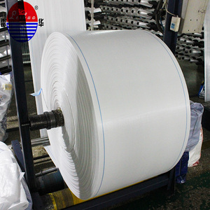 PP woven feed sand bag roll/pp woven fabrics and sacks
