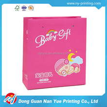 China Suppliers Happy Birthday Greeting Card Bag Packaging