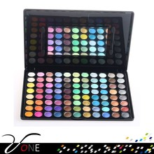 New Mix matte and shimmer Natural Mineral oil Base Warm Eyeshadow, 88 Colors!