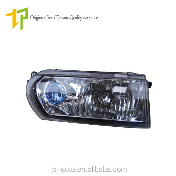 High-grade Head lamp(black) 312-1104-B car headlight for Toyota Corolla AE100 93 USA