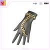 Godbead 22 K Rose Gold Finger And Hand Chain Ring For Men