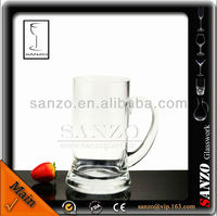 1 litre beer can shaped mug glass