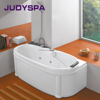 small whirlpool massage bathtub YG7210