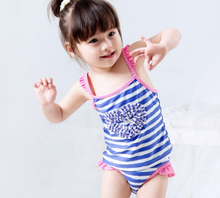 Kids Swimwear Custom Bikini Bands Girls SunbathTMY0106