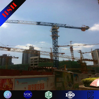 blank 2 section PT5613 10 ton crane for promotion