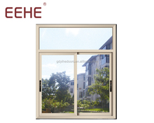 United States double Glass Sliding Windows