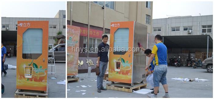 fresh juice vending machine price