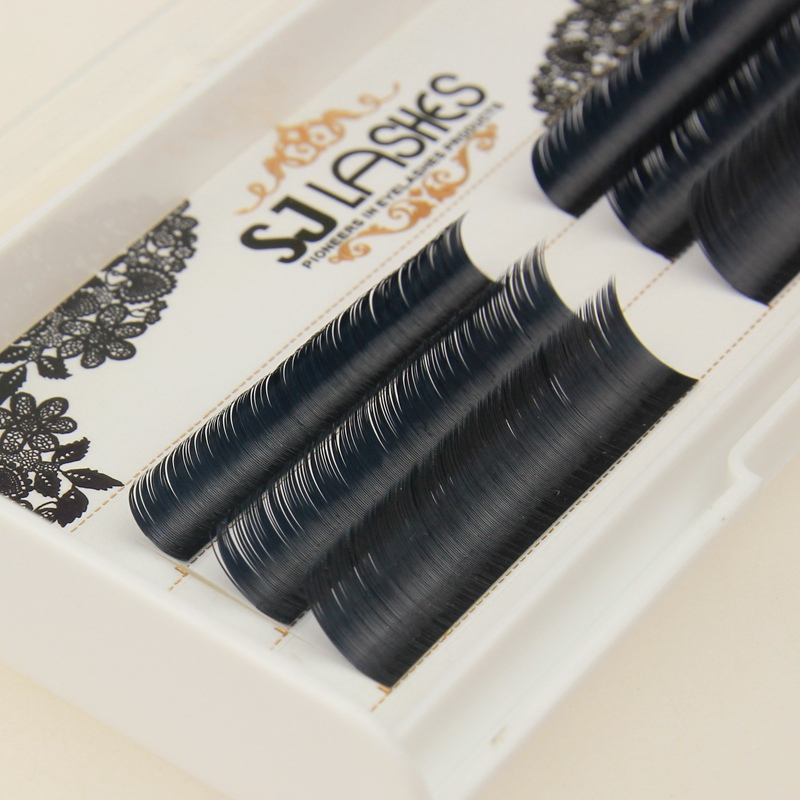 wholesale false eyelash flat mink lashes and custom package