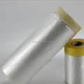 Premium Clear Painters' Pre-taped Masking Film Manufacturer