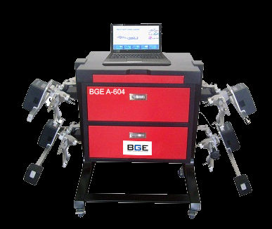 BGE A-604 (Bluetooth Wheel Alignment)