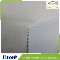Hot sell 30D polyester tricot fusible warp knitted interlining for jacket