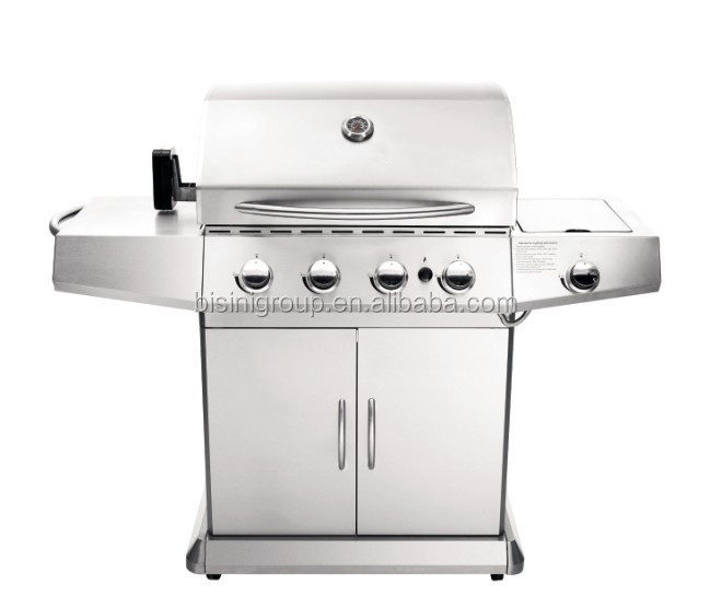 Stainless steel bbq gas grill outdoor kitchen (BF10-M532)