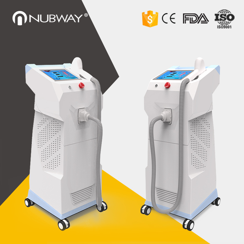 2017 Advanced USA technology 808nm diode laser hairremoval /permanent hair removal machine