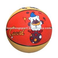 Factory direct supply rubber mini basketball game