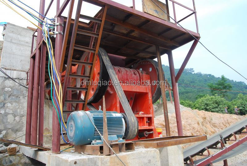 Shanghai DongMeng stone crusher 150-200 t/hr for sale for sale