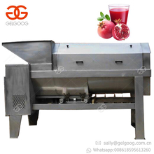 Industrial Processing Pomegranate Seed Removing Machine Juicer Pressing Extractor Pomegranate Juice Machine