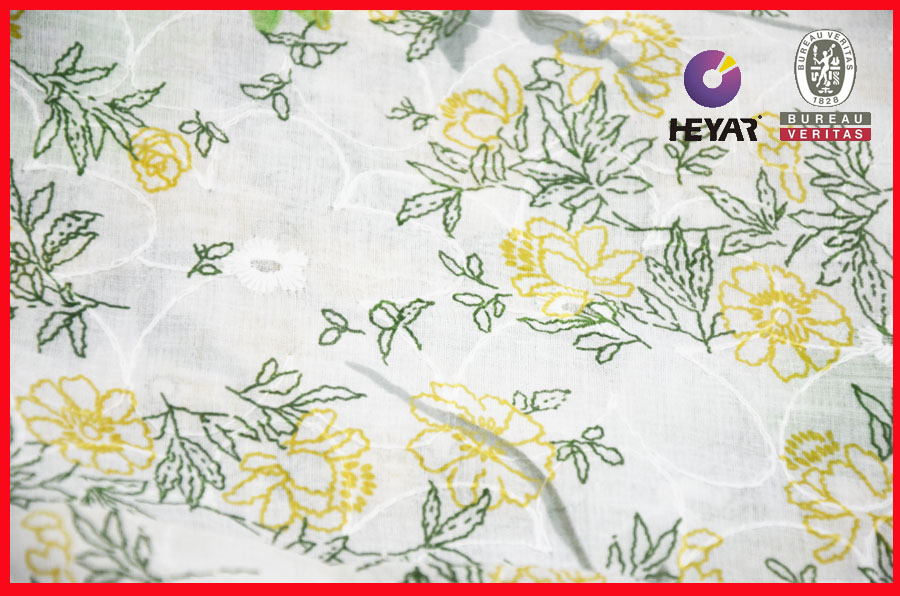 100% cotton eyelet embroidered fabric for border skirt,100% cotton eyelet embroidered fabric100% cotton eyelet embroidered fabri
