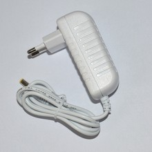 CE/GS/TUV/UL/CUL/NOM/SAA Approved adapter 12v 1a transformer white