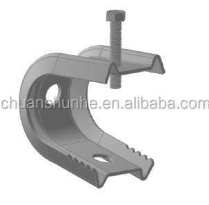Adaptable Beam Clamp Channel fitting