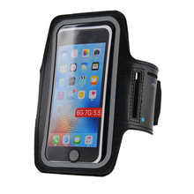 2016 new arrival reflective running sport armband for iphone 6s /6 plus, For iphone 7 7plus smartphone armband for sale