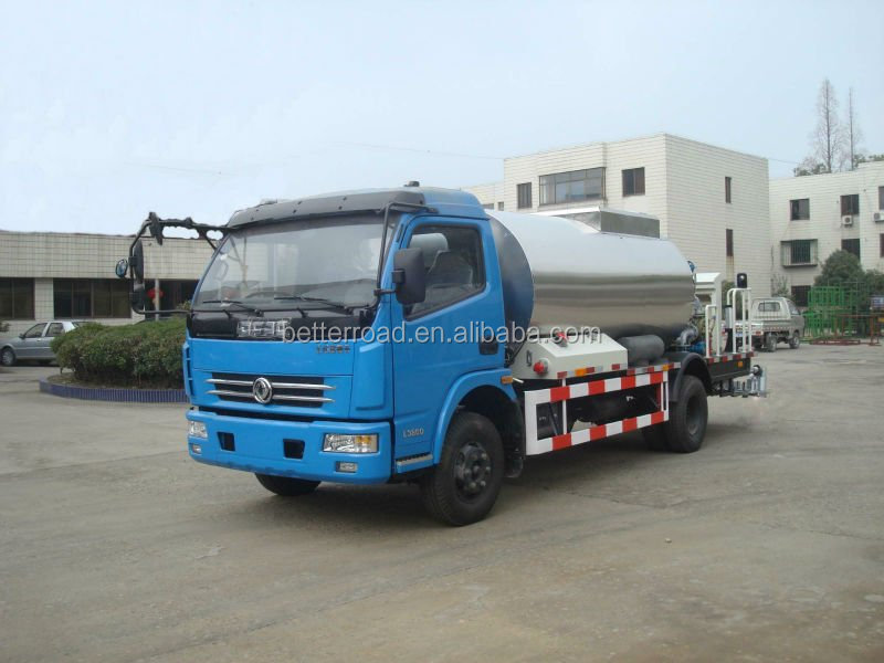 DONGFENG or JAC or FOTON chassis Intelligentize Asphalt Sprayer Car ZQZ5090GLQ