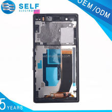 Original New lcd touch screen for sony xperia z l36h