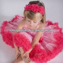 wholesale girls fluffy pettiskits kids petticoats baby tutu skirts party dance dresses for girls